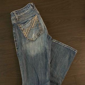 Cruel Girl bootcut jeans